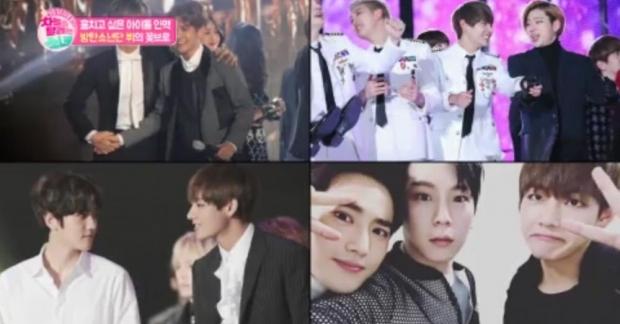 """9 idol nam là """"Thánh quan hệ"""" trong giới showbiz Hàn Quốc"""