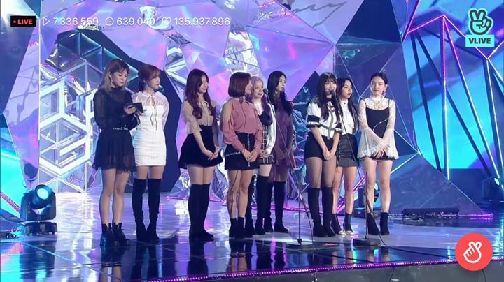 TWICE ẵm Best Global Performance #MGA2018